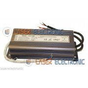 Alimentatore Professionale Metallo Stagno IP67 12V 75W 6.25AH