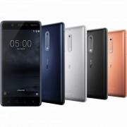 "Smartphone, NOKIA 5 TA-1024, 5.2"", Arm Octa (1.4G), 3GB RAM, 32GB Storage, Android7.1.1, Black"