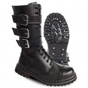 Brandit 3 Buckle Boots Black 46
