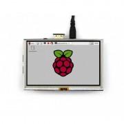 """tiendatec PANTALLA LCD TACTIL 5"""" 800x480 HDMI PARA RASPBERRY PI"""