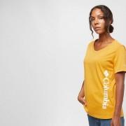 Columbia Sportswear CSC W Pigment - Geel - Size: Small; female