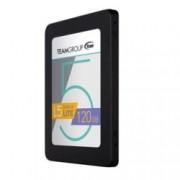 """SSD 120GB TeamGroup L5 LITE, SATA 6Gb/s, 2.5""""(6.35 cm), скорост на четене 500MB/s, скорост на запис 300MB/s"""