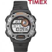 Timex Quartz Grey Dial Mens Watch-T49978