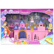 My Dream Princess Castle Play Set (Battery Operaated with Light and Music)