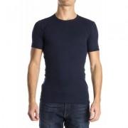 Beeren Men T-Shirt Ronde Hals Blauw (3 Pack) - Blauw - Size: Medium