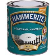 HAMMERITE MATT FEHÉR 0,75L