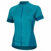 Pearl Izumi - Women's Select Escape S/S Jersey - Fietsshirt maat L turkoois/blauw