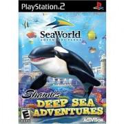 SeaWorld Adventure Parks Shamu's Deep Sea Adventure - PlayStation 2