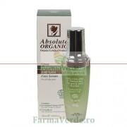 Ser Anti Aging pentru Fata cu Leontopod Stems GXTM 50 ml Absolute Organic Adams Vision