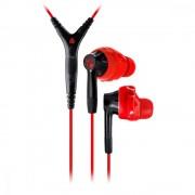 HEADPHONES, JBL Inspire 400, Microphone, Черен/Червен