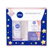 Nivea Anti Wrinkle + Contouring confezione regalo crema viso giorno SPF30 50 ml + crema viso notte 50 ml + acqua micellare MicellAIR 200 ml
