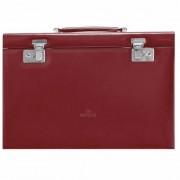 Windrose Merino Caja para joyas joyero 36 cm Rot