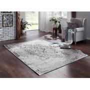 Teppich 230x160x2 schwarz EVA