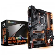 MB, GIGABYTE Z370 AORUS Ultra Gaming /Intel Z370/ DDR4/ LGA1151
