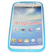 Силиконов гръб ТПУ за Samsung Galaxy I9150 Mega 5.8 Син