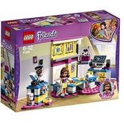 Lego friends 41329 la cameretta deluxe di olivia