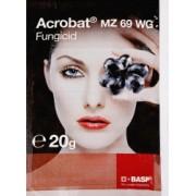 Fungicid Acrobat MZ 69 WG 20 g