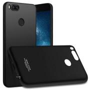 Xiaomi Mi A1 Imak Anti-Kras TPU Case - Metaalachtig Zwart