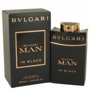 Bvlgari Man In Black For Men By Bvlgari Eau De Parfum Spray 3.4 Oz