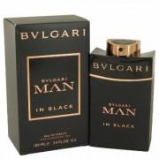 Bvlgari Man In Black For Men By Bvlgari Eau De Parfum Spray 3.4 Oz