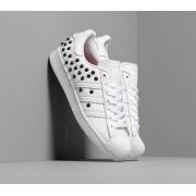 adidas Superstar W Ftw White/ Core Black/ Scarlet