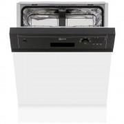 Neff S41E50S1GB Built In Semi Integrated Dishwasher - Black