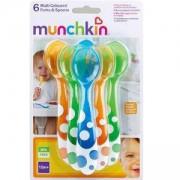 Комплект детски вилички и лъжички - 11454 Munchkin, 5019090114547