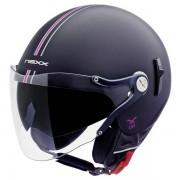 Nexx X60 Vision Flex Bastille Noir Rose Mat