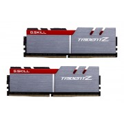 Memoria G.SKILL 16GB (2 x 8GB) TridentZ Series DDR4 PC4-24000 3000MHz for Intel Z170 Platform Desktop Memory Model F4-3000C14D-16GTZ