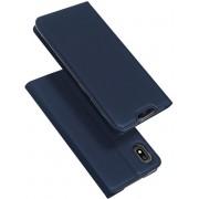 Samsung Galaxy A10 hoesje - Dux Ducis Skin Pro Book Case - Blauw