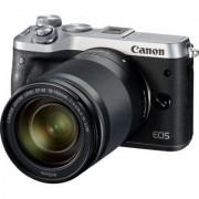 Canon Aparat CANON EOS M6 Srebrny + Obiektyw EF-M 18-150 mm f/3.5-6.3 IS STM