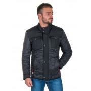Giorgio Di Mare Winter Coat Sweater Black GI7729710