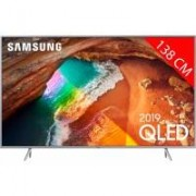 Samsung TV QLED 4K 138 cm SAMSUNG QE55Q64R - Mode Ambiant - Smart TV