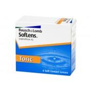 SofLens Toric (6 linser): -7.00, -1.25, 020
