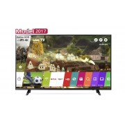 Televizor LED Smart LG 55UJ620V, 139 cm, 4K UHD, Negru