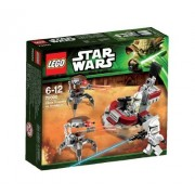LEGO (LEGO) Star Wars: The Clone Troopers? Vs Doroideka? 75000