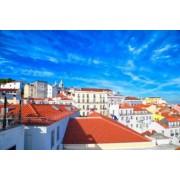 skylarkstudio Fototapeta Lisboa, widokowa, widok, vincent, kościół