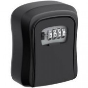 Basi Trezor na klíč Basi 2101-0000-SCHW, SSZ 200, na heslo, (š x v x h) 95 x 115 x 40 mm, černá