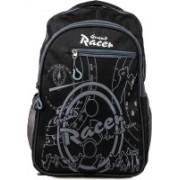 Ayesha Fashion 18 inch Laptop Messenger Bag(Black)