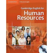 Cambridge English for Human Resources Students Book with Audio CDs ...