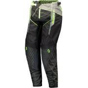 Scott Enduro Pantalón Negro/Amarillo 30