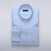 Tailor Store TMF - Business shirt in blue dobby