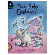 Lighthouse Year 1 Orange: Two Baby Elephants(Paperback) (9780602300760)