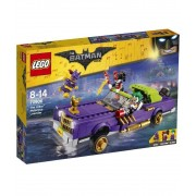 The LEGO Batman Movie, Joker si masina joasa Notorious 70906