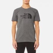 The North Face Men's Easy T-Shirt - TNF Medium Grey Heather - M - Grey