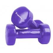 Gantere aerobic inSPORTline 2 x 1 Kg