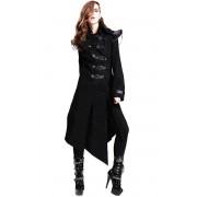 kabát dámský Devil Fashion - Gothic Shadow - DVCT014