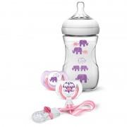 Philips Avent poklon set slonić djevojčice