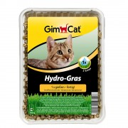 GimCat Hy-Gras, трева за котки 150 г - 3 x 150 г