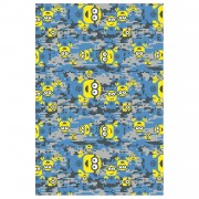 Plaid in pile Cattivissimo Me - Minions